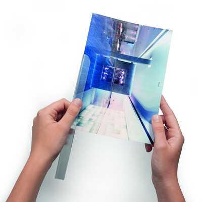 Grzbiet zaciskowy A5 szer.13mm, gr. 3mm na 30 kartek