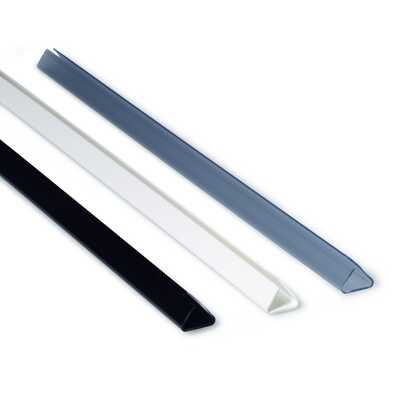 Grzbiet zaciskowy A4, szer.13mm, gr. 9mm na 40-80 kartek