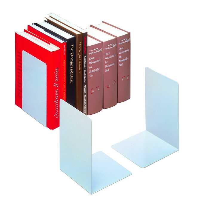 Podpórka do książek L - Kolor: szary