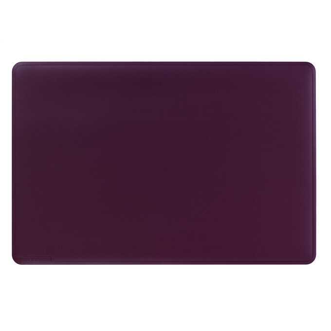 Podkład na biurko DURABLE, 530 x 400 mm - Kolor: czerwony