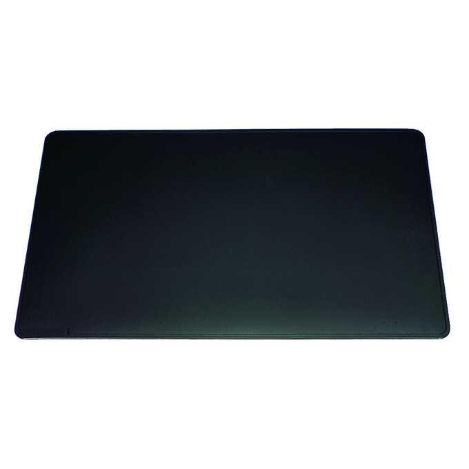 Podkład na biurko DURABLE, 650 x 520 mm - Kolor: czarny
