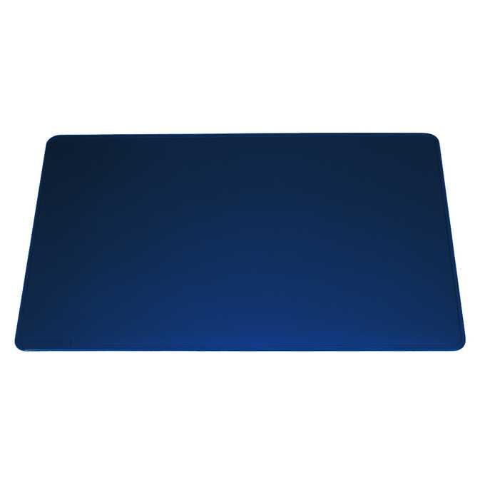 Podkład na biurko DURABLE, 530 x 400 mm - Kolor: granatowy