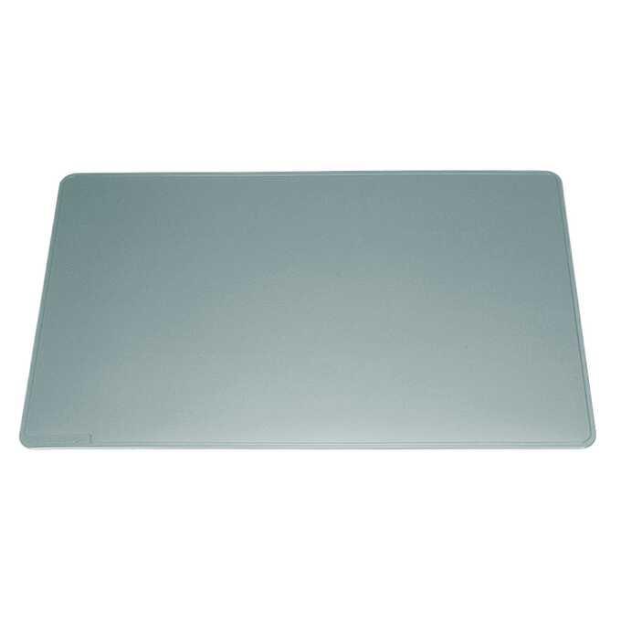 Podkład na biurko DURABLE, 530 x 400 mm - Kolor: szary