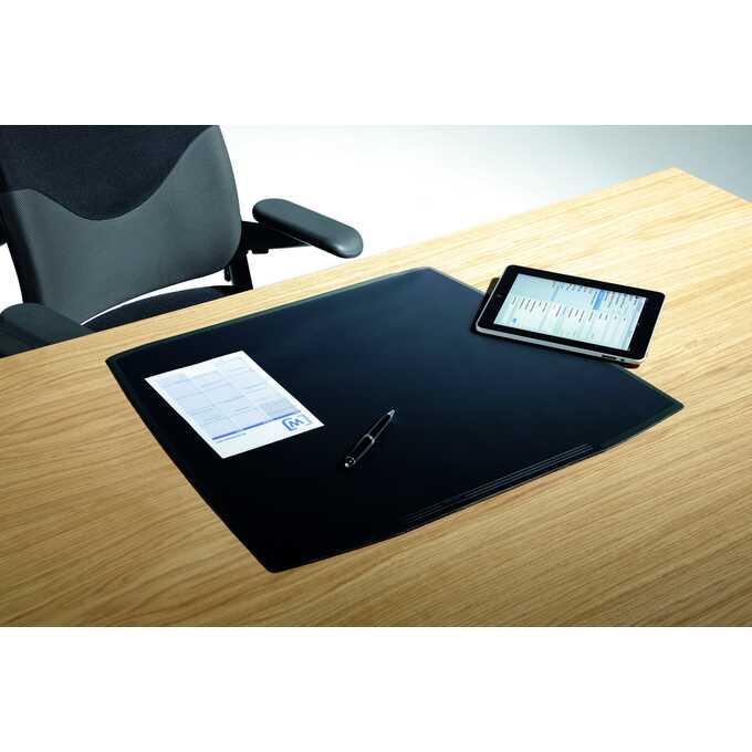 Podkład na biurko ARTWORK DURABLE, 650 x 520 mm - Kolor: czarny