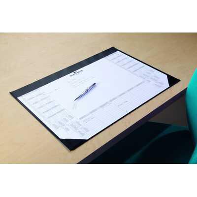 Podkład na biurko z kalendarzem i notatnikiem, 590x420 mm DURABLE