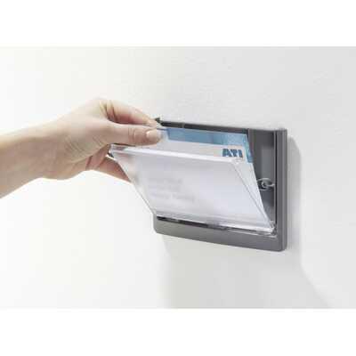 tabliczka na drzwi lub ścianę, Click Sign, Biała 149x105,5 mm