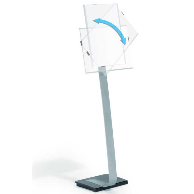 INFO SIGN stand A3 tablica informacyjna A3