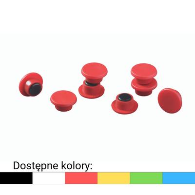 Magnesy do tablic DURABLE Ø 15 mm