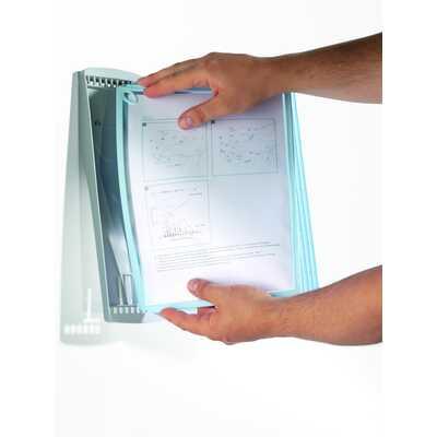 SHERPA BACT-O-CLEAN WALL 10 zestaw 10 paneli informacyjnych na ścianę z powłoką antybakteryjną