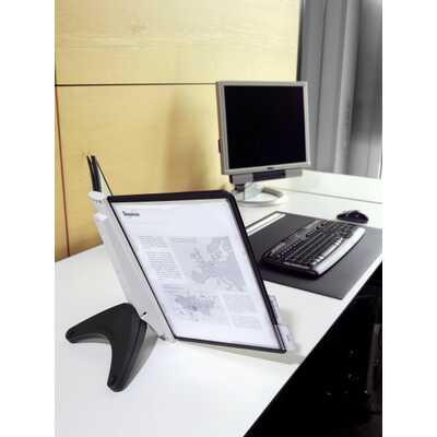 Zestaw Paneli Informacyjnych A4 stołowy, Sherpa Soho 5, z 5 panelami