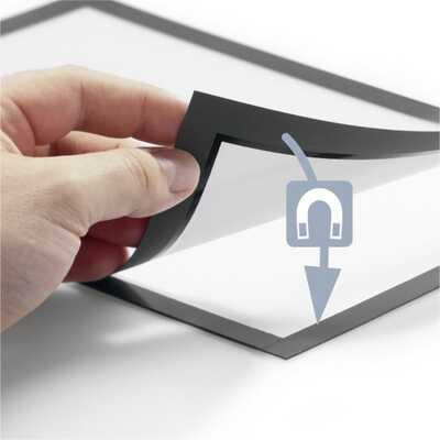 Ramka magnetyczna informacyjna DURAFRAME A3 DURABLE, 2 sztuki
