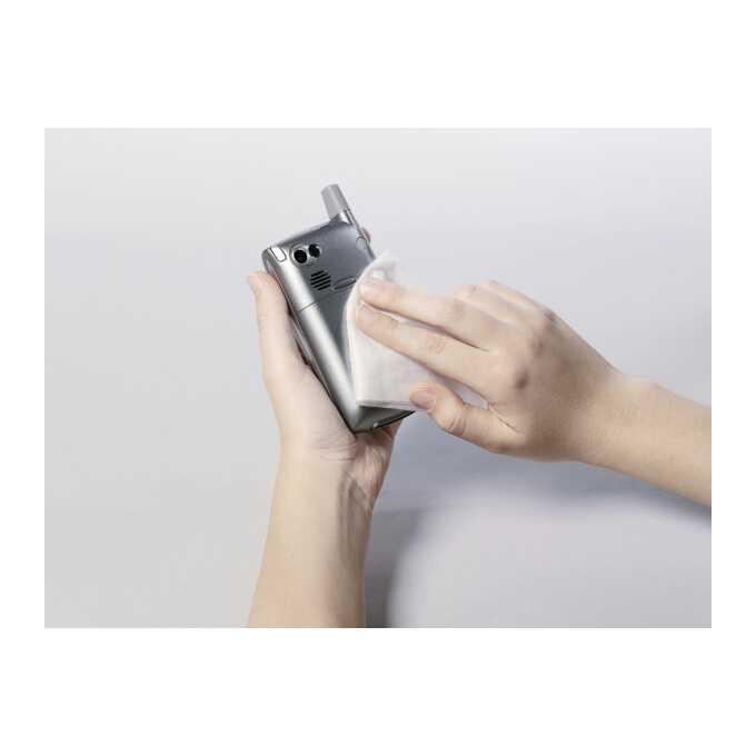 Ściereczki do czyszczenia telefonu TELEPHONE CLEAN 50 DURABLE