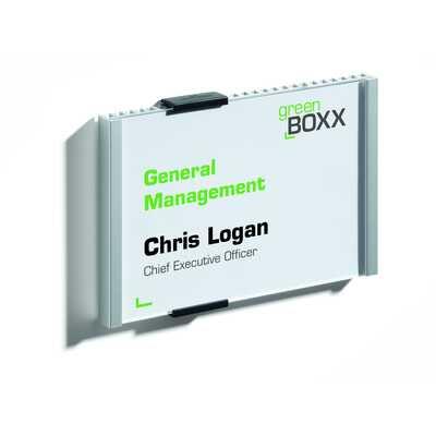 Tabliczka przydrzwiowa INFO SIGN DURABLE 149x105,5 mm