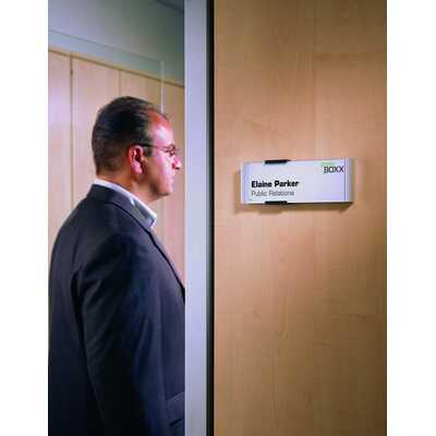 Tabliczka na drzwi/ścianę INFO SIGN DURABLE 149 x 52,5 mm