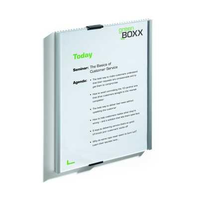 Tabliczka przydrzwiowa INFO SIGN DURABLE 210x297 mm
