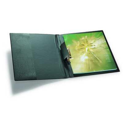 Teczka z zaciskiem dźwigniowym, 1-100 kartek, PCV