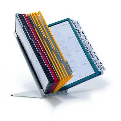 VARIO TABLE 30, zestaw informacyjny stołowy z 30 panelami A4