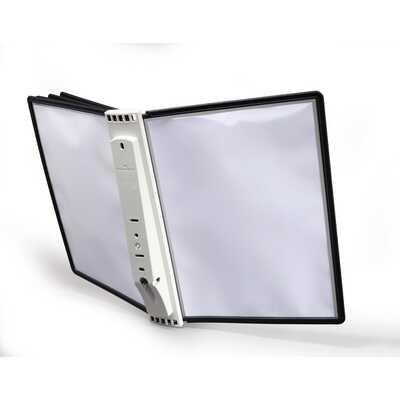Zestaw paneli informacyjnych z 5 panelami A4 SHERPA® WALL DURABLE