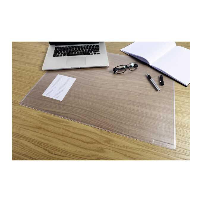 Podkład na biurko DURAGLAS DURABLE 530 x 400 mm