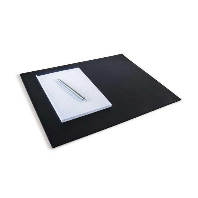 Podkład na biurko ze skóry DURABLE, 420 x 300 mm