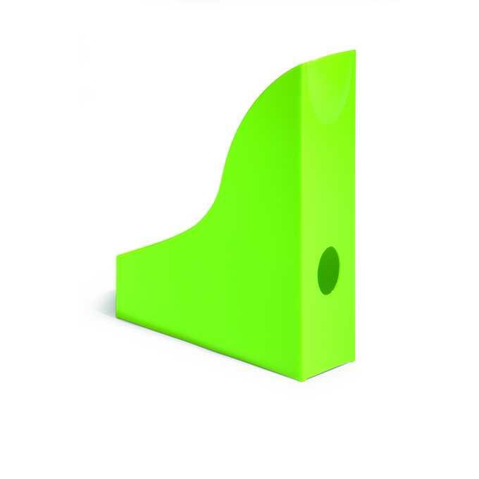 Pojemnik na katalogi A4 BASIC DURABLE - Kolor: zielony