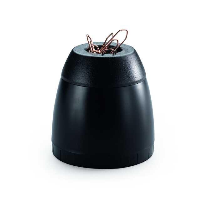 TREND pojemnik ze spinaczami DURABLE - Kolor: czarny