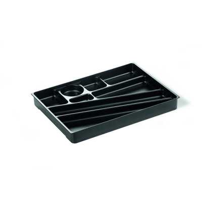 IDEALBOX PEN TRAY tacka na przybory biurowe, eco produkt, antracyt DURABLE