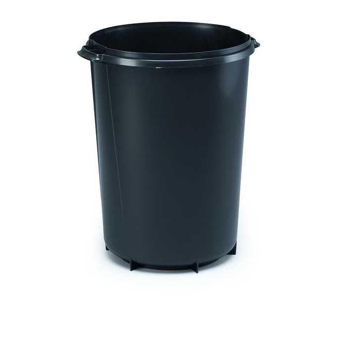 DURABIN 40 ROUND pojemnik 40 l, okrągły DURABLE - Kolor: czarny