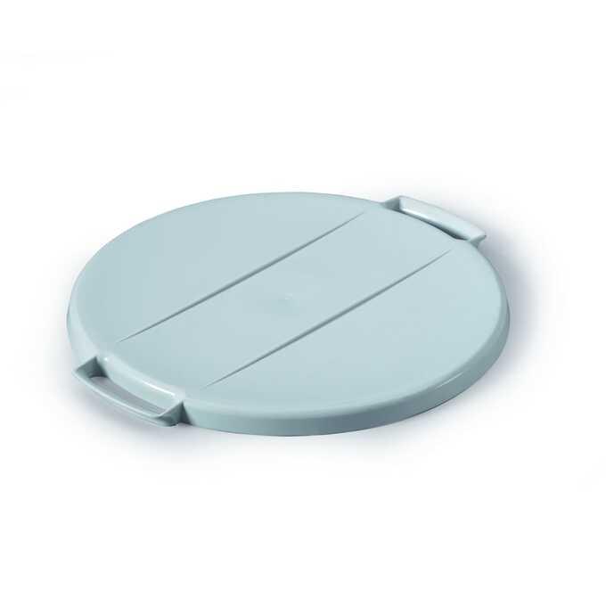 DURABIN LID 40 ROUND pokrywa do pojemnika 40 l, okrągła DURABLE - Kolor: szary