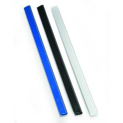 Grzbiet zaciskowy A4, szer.13mm, gr. 3mm na 30 kartek DURABLE