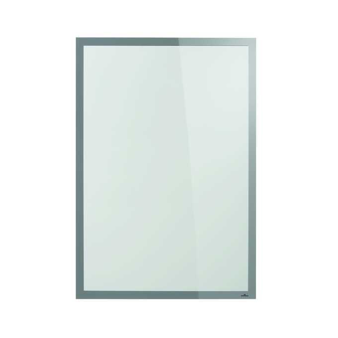 Ramka informacyjna statycznie przylegająca,DURAFRAME POSTER SUN A1 DURABLE - Kolor: srebrny