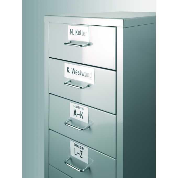 LABELFIX® okienko samoprzylepne dł. 200 mm, wys. 30 mm