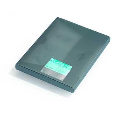 Kieszeń 90x57 mm na wizytówki,otwarta od góry,samoprzylepna opk.10 szt+etykiety POCKETFIX DURABLE