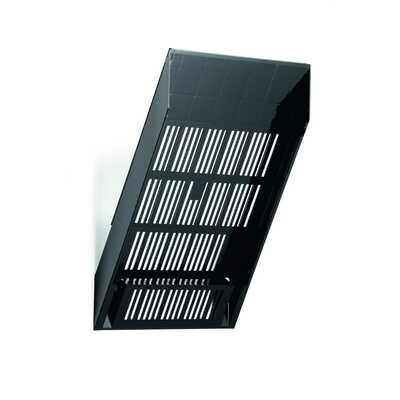FLEXIBOXX A4 moduł do rozbudowy, pionowy, kolor czarny DURABLE