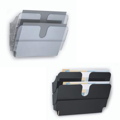 FLEXIPLUS A4 2 poziome pojemniki na dokumenty