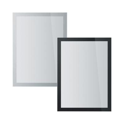 Ramka informacyjna na powierzchnie szklane wystawione na działanie słońca  DURAFRAME SUN A4 DURABLE, 2 sztuki