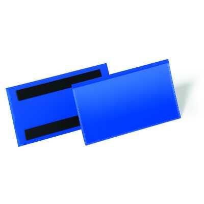 Magnetyczna kieszeń magazynowa 150x67 mm DURABLE