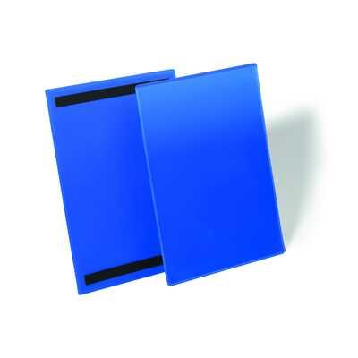 Magnetyczna kieszeń magazynowa A4 pionowa DURABLE