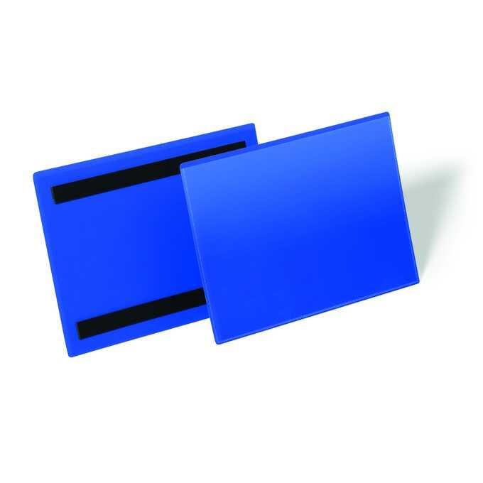 Magnetyczna zawieszka magazynowa A5 pozioma DURABLE