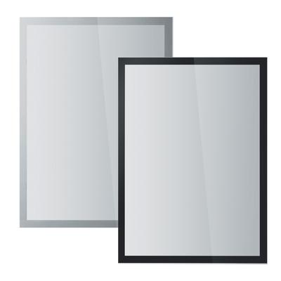 Ramka informacyjna A3 na powierzchnie szklane wystawione na działanie słońca DURAFRAME SUN DURABLE, 2 sztuki