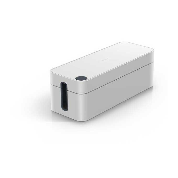 Pojemnik na kable CAVOLINE BOX L DURABLE, duży - Kolor: szary