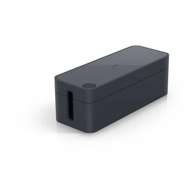 Pojemnik na kable CAVOLINE BOX L DURABLE, duży - Kolor: grafitowy