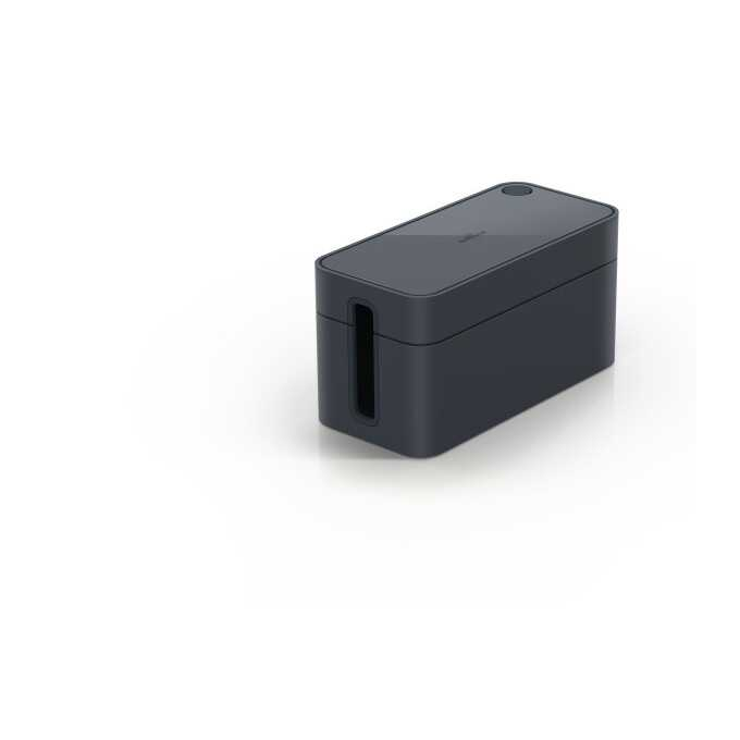Pojemnik na kable CAVOLINE BOX S DURABLE, mały - Kolor: grafitowy
