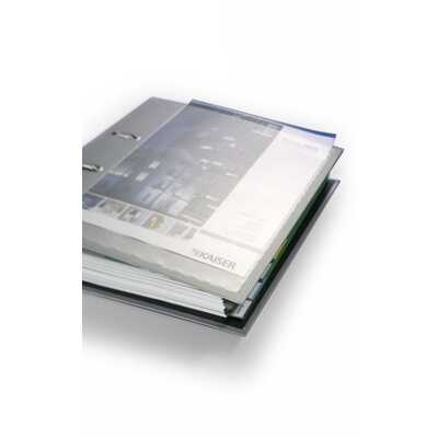 Kieszeń A4 210x297 mm. samoprzylepna ,opk.10 szt. POCKETFIX A4 DURABLE