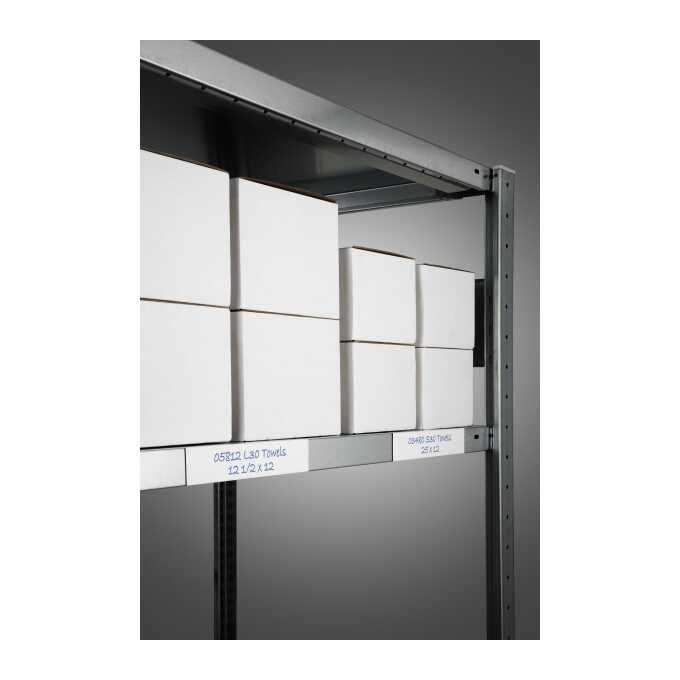 Taśma magnetyczna 5000 mm x 40 mm DURABLE, biała