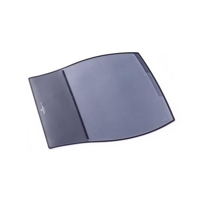 Podkład na biurko WORK PAD DURABLE, 390 x 440 mm - Kolor: czarny