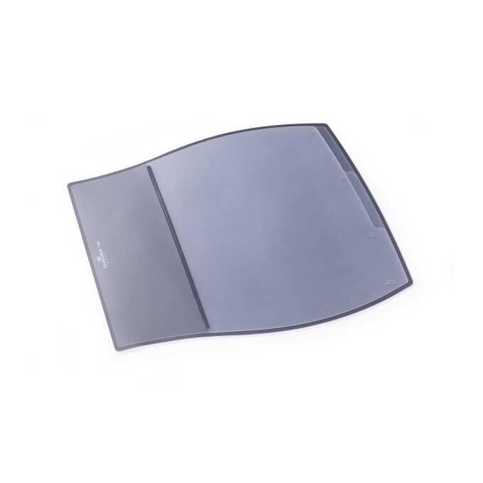 Podkład na biurko WORK PAD DURABLE, 390 x 440 mm - Kolor: szary