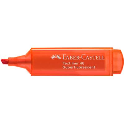 ZAKREŚLACZ 1546 POMARAŃCZOWY FABER-CASTELL