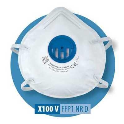 Profesjonalna maseczka filtrująca FFP1, 10 sztuk