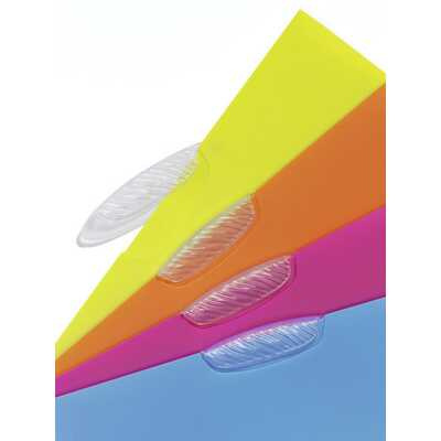 Skoroszyt zaciskowy z klipem plast. Durable